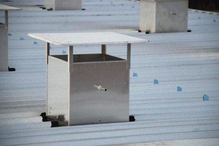 Система воздухообмена камер для сушки древесины Secal